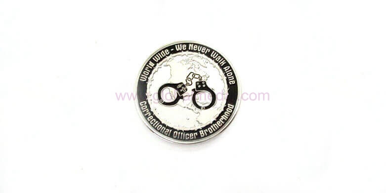 Custom Challenge Coins Manufacturer and Supplier - Global Race Medals