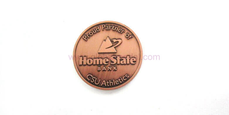Custom Challenge Coins Manufacturer and Supplier - Global