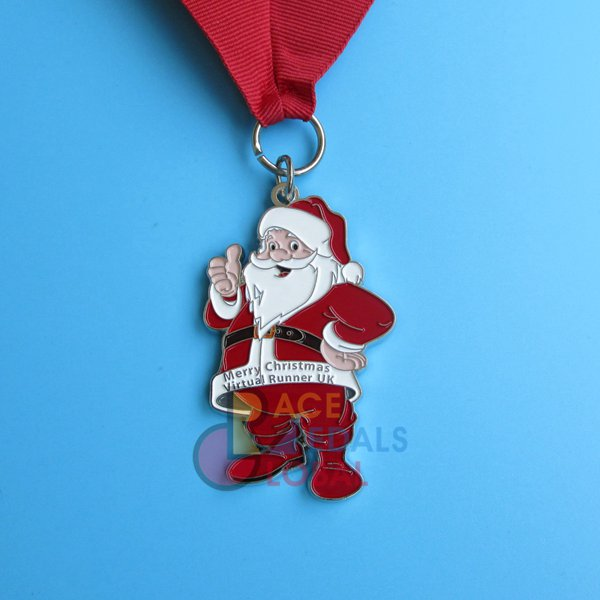 Christmas Running Medals.Holiday Collection Medals Holiday Awards Events Medals Grm
